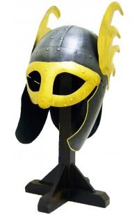 Шлем викинга на подставке, АР-03.01.024