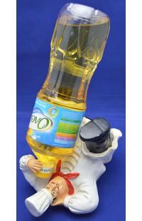 Подставка для бутылки с маслом Повар, 201KP3613K