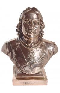 Бюст под бронзу Петр Первый, 76A177