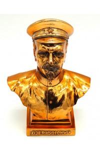 Бюст декоративный Феликс Дзержинский высота 21 см, 76A188