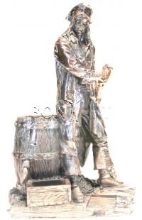 Письменный набор под бронзу Пират, 76T911