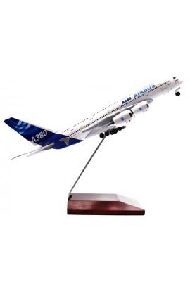 Модель AIRBUS A380 высота 23см, A380H23