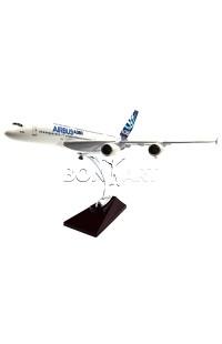 Металлическая модель AIRBUS A380, высота 20 см, AIRBUS35