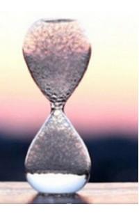 Оригинальные жидкостные часы Пузыри.