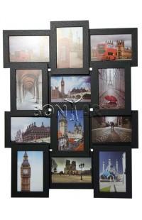 Фоторамка оригинального дизайна со стеклом Города, FYC150112