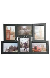 Фоторамка оригинального дизайна со стеклом  Лондон, FYC15026