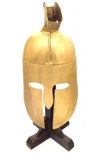 Закрытый шлем средневекового рыцаря (эпоха Раннего Возрождения), HELM2