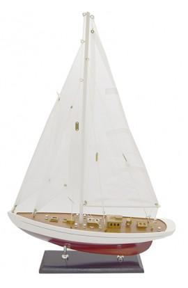 Декоративная модель ЯХТА высота 50 см, HJ806535