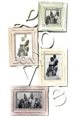 орамка настенная со стеклом ретро стиль Любовь, JP8546