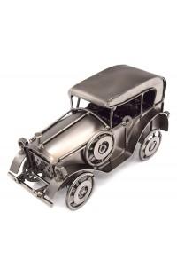 Композиция декоративная из металла немецкий дизайн Автомобиль