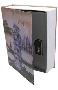 Книжка-сейф KS_ITALY, высота 18см