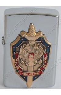 PЗажигалка бензиновая ВЧК КГБ ФСБ.