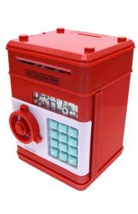 Копилка-сейф для монет и банкнот, MBR