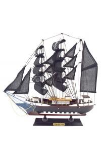 Декоративная модель ПИРАТСКИЙ ПАРУСНИК высота 31 см, PIRATE31