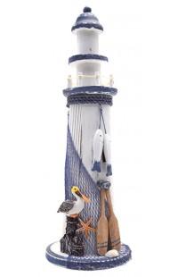 Декоративная композиция Маяк высота 35 см, SEAMARK35