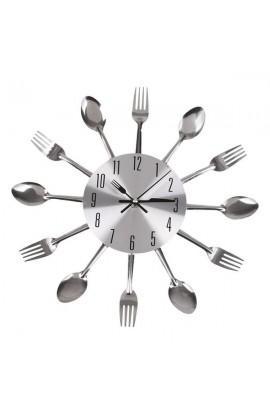 Настенные часы ЛОЖКИ&ВИЛКИ, 31 см, SFWATCH