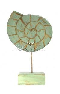Декоративная композиция РАКУШКА высота 30 см, SHELL18