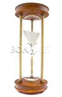 Часы песочные 15 мин, высота 22 см, W8000568