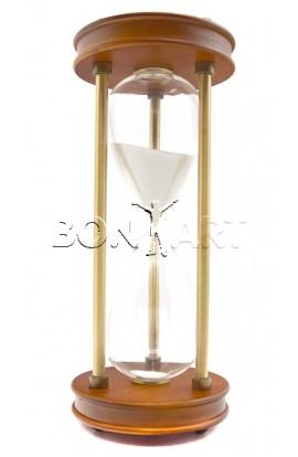 Часы песочные 30 мин, высота 30 см, W8000568