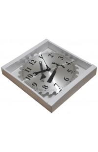 Часы на стену мастерской Пила 31см.
